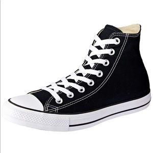 🆕 Converse - Unisex Black Size: 3 Mens/5 Womens